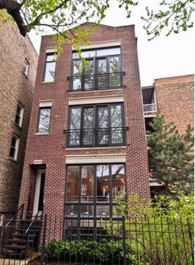 2455 W Walton Street UNIT 3, Chicago, IL 60622 - MLS#: 10029743
