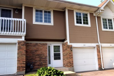 1402 Oakleaf Lane UNIT 1402, Woodstock, IL 60098 - MLS#: 10029755