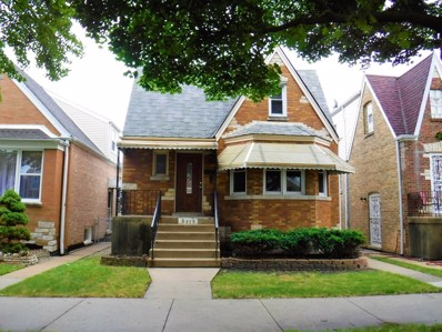 3219 N Neva Avenue, Chicago, IL 60634 - MLS#: 10029939