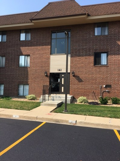 141 E JANATA Boulevard UNIT 1B, Lombard, IL 60148 - MLS#: 10030014