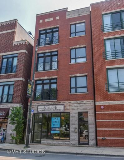 2009 W Belmont Avenue UNIT 3, Chicago, IL 60618 - MLS#: 10030055