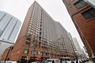 211 E Ohio Street UNIT 1421, Chicago, IL 60611 - #: 10030115