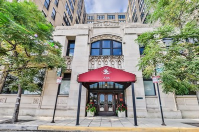 728 W Jackson Boulevard UNIT 521, Chicago, IL 60661 - #: 10030310