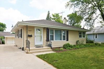 5409 Benton Avenue, Downers Grove, IL 60515 - MLS#: 10030328