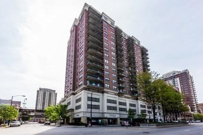5 E 14TH Place UNIT 1605, Chicago, IL 60605 - MLS#: 10030394