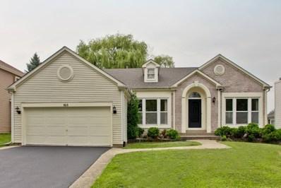 849 Belle Isle Lane, Vernon Hills, IL 60061 - MLS#: 10030433