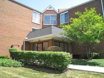 805 Leicester Road UNIT 116, Elk Grove Village, IL 60007 - #: 10030526