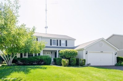 1603 Hartley Drive, Algonquin, IL 60102 - MLS#: 10030705