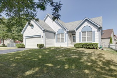1857 Goss Court, Plainfield, IL 60586 - MLS#: 10030916