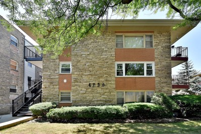 4730 N Kenneth Avenue UNIT 2E, Chicago, IL 60630 - MLS#: 10030932