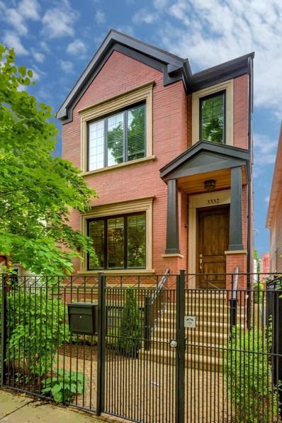 3332 N Leavitt Street, Chicago, IL 60618 - MLS#: 10031029