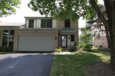 4563 Topaz Drive, Hoffman Estates, IL 60192 - #: 10031105