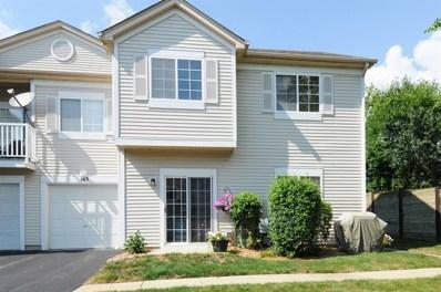 163 Braxton Lane UNIT 163, Aurora, IL 60504 - MLS#: 10031247