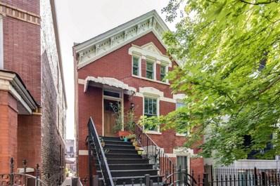 1025 N WOOD Street UNIT 2R, Chicago, IL 60622 - #: 10031283