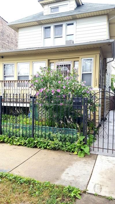 1028 N Lawler Avenue, Chicago, IL 60651 - MLS#: 10031394