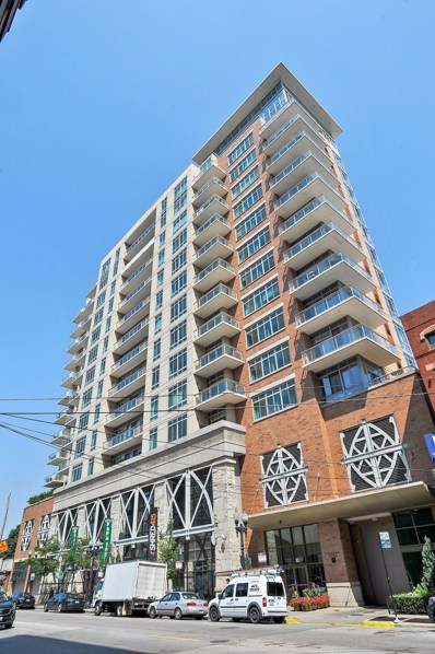 230 W DIVISION Street UNIT 1206, Chicago, IL 60610 - MLS#: 10031543