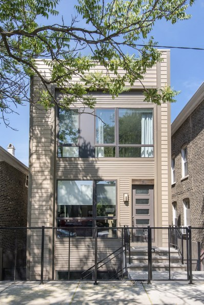 1614 N Honore Street, Chicago, IL 60622 - #: 10032029