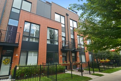 2344 W Wolfram Street UNIT D, Chicago, IL 60618 - #: 10032035