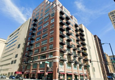 547 S Clark Street UNIT 806, Chicago, IL 60605 - #: 10032201