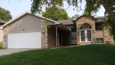 28 King Henry Road SOUTH EAST, Poplar Grove, IL 61065 - MLS#: 10032292