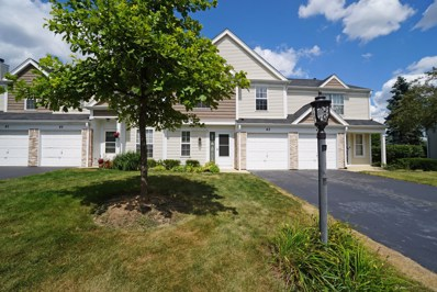 43 N OLTENDORF Road, Streamwood, IL 60107 - #: 10032302