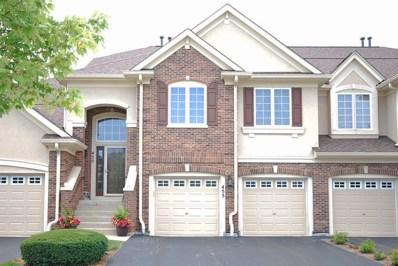 455 Saddlebrook Lane, Vernon Hills, IL 60061 - #: 10032319