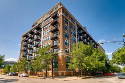 221 E Cullerton Street UNIT 808, Chicago, IL 60616 - #: 10032465