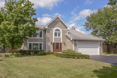 1406 Westchester Road, Buffalo Grove, IL 60089 - MLS#: 10032637