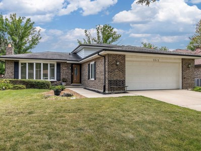 3313 Pitcher Drive, Darien, IL 60561 - MLS#: 10032740