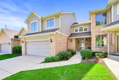 42 Lahinch Drive, Lemont, IL 60439 - MLS#: 10033003
