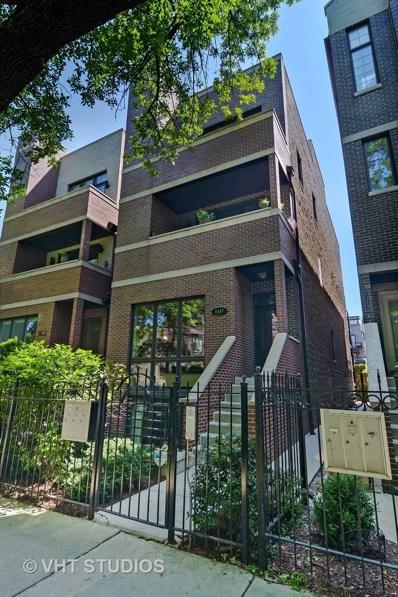 1117 N WOOD Street UNIT 1, Chicago, IL 60622 - MLS#: 10033080
