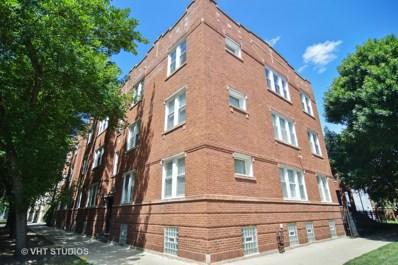 2904 W CULLOM Avenue UNIT 3, Chicago, IL 60618 - MLS#: 10033267