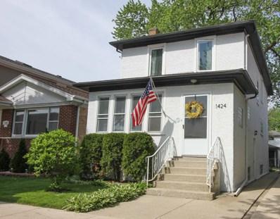 1424 Elmwood Avenue, Berwyn, IL 60402 - MLS#: 10033278