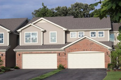 1109 West Lake Drive, Cary, IL 60013 - MLS#: 10033280