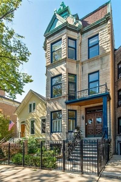 626 W Belden Avenue UNIT 1, Chicago, IL 60614 - MLS#: 10033402