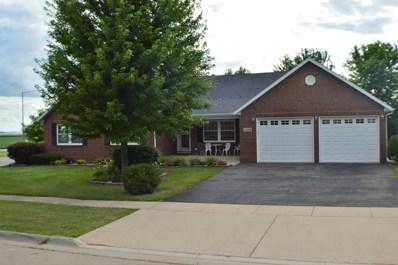 1200 Clifton Terrace, Rochelle, IL 61068 - MLS#: 10033598