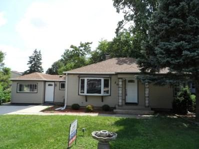 205 HOME Avenue, Itasca, IL 60143 - #: 10033653