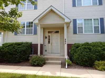 495 E Willow Street, Elburn, IL 60119 - MLS#: 10033704