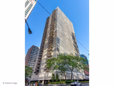 200 E Delaware Place UNIT 16F, Chicago, IL 60611 - #: 10033834