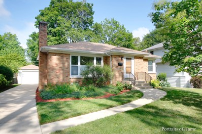 922 N Cross Street, Wheaton, IL 60187 - MLS#: 10033916