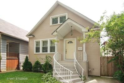 5855 W Warwick Avenue, Chicago, IL 60634 - MLS#: 10033983