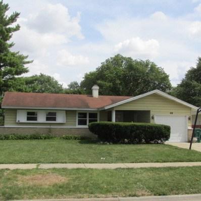 49 Forest Lane, Elk Grove Village, IL 60007 - #: 10033990