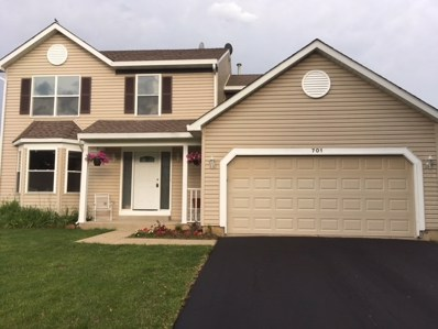 701 Mohican Trail, Lake In The Hills, IL 60156 - #: 10034140