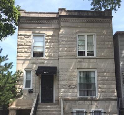 6735 S Champlain Avenue, Chicago, IL 60637 - MLS#: 10034396