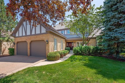 52 Chesterfield Court, Burr Ridge, IL 60527 - MLS#: 10034436