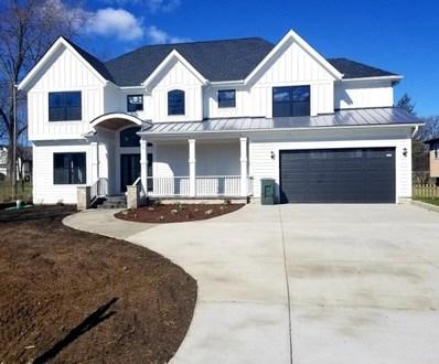 10S330  Oneill, Burr Ridge, IL 60527 - #: 10034567