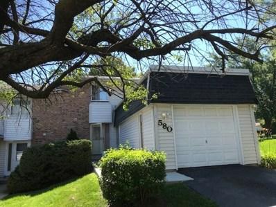 580 Sharon Way, Bolingbrook, IL 60440 - MLS#: 10034736