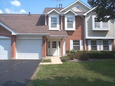 1300 Winfield Court UNIT 4, Roselle, IL 60172 - #: 10035071