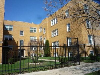 6050 N Francisco Avenue UNIT 2W, Chicago, IL 60659 - #: 10035164
