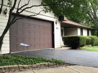 62 Lillian Lane, Yorkville, IL 60560 - MLS#: 10035221